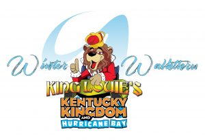 2018 Kentucky Kingdom Winter Walk-thru Event Logo