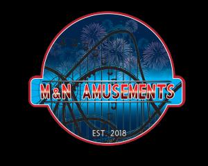 M & N Amusements Logo
